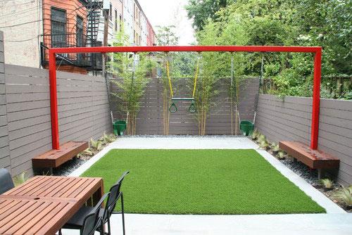 Schommel Voor Tuin : Grote schommel in de tuin interieur inrichting