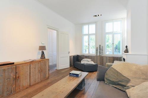 Grote woonkamer knus inrichten  Interieur inrichting
