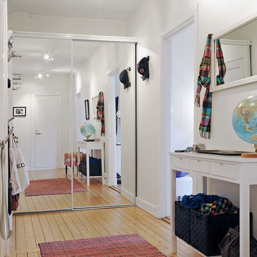 Spiegel voor de hal interieur inrichting for Interieur ideeen gang