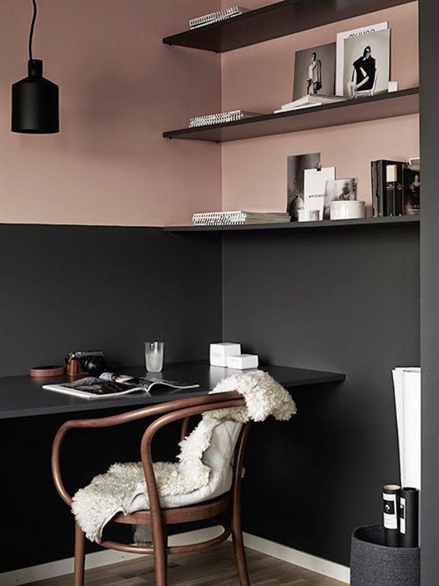 15x Zwarte Muur Inspiratie Interieur Inrichting