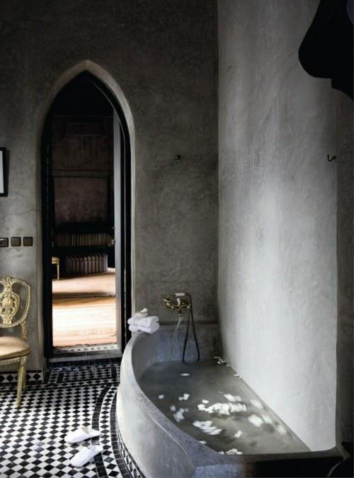 Hammam badkamer