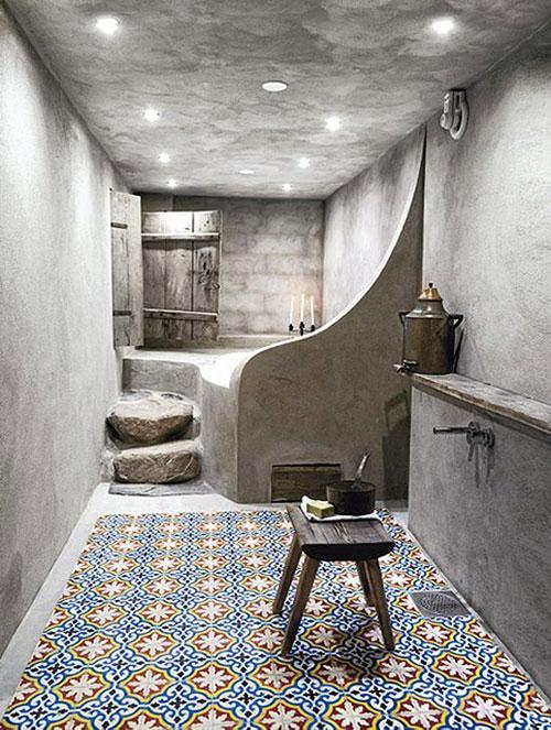 Douche Afvoer Beluchting ~ Hammam badkamer  Interieur inrichting