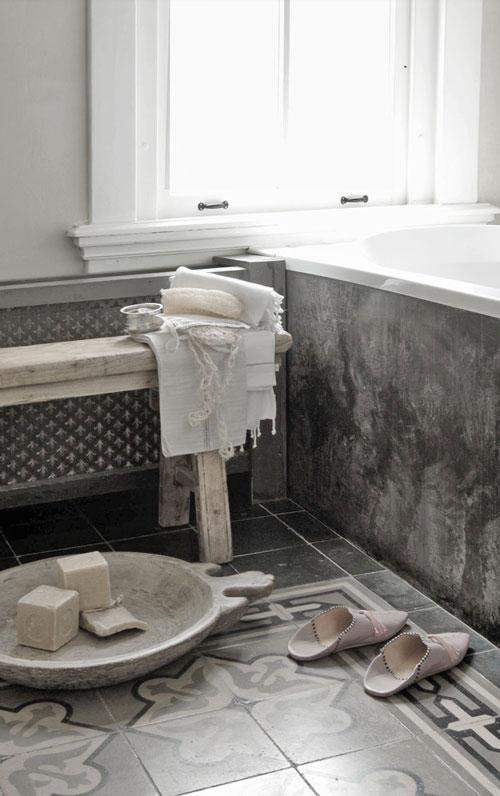 Hammam badkamer | Interieur inrichting
