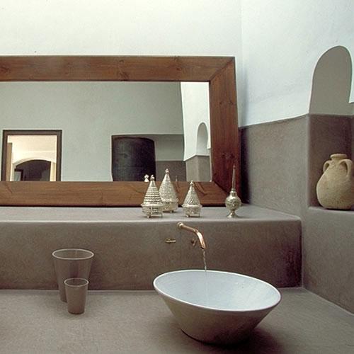 Hammam badkamer interieur inrichting for Salle de bain style hammam