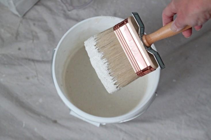 handleiding kalkverf aanbrengen