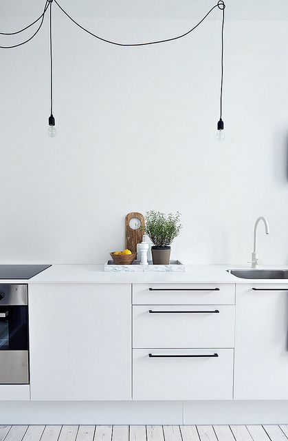 Hanglamp Boven De Keuken Interieur Inrichting