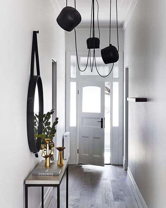 Betere 12x Hanglamp in de hal | Interieur inrichting WO-54