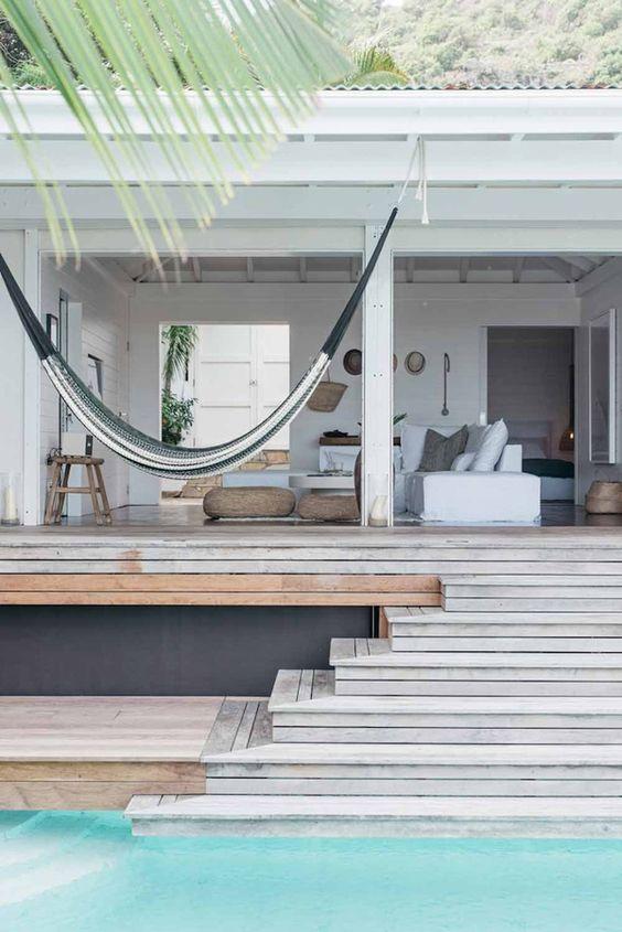 Hangmat Ophangen Balkon.Hangmat In Huis Interieur Inrichting