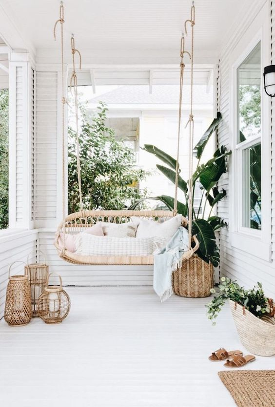 Bohemian Tuin Interieur Inrichting