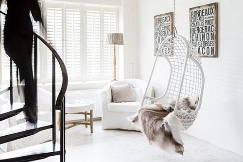 Hangstoel | Interieur inrichting