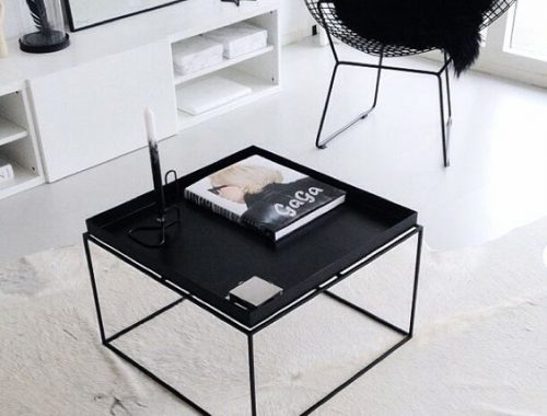 Hay Tray Table serie