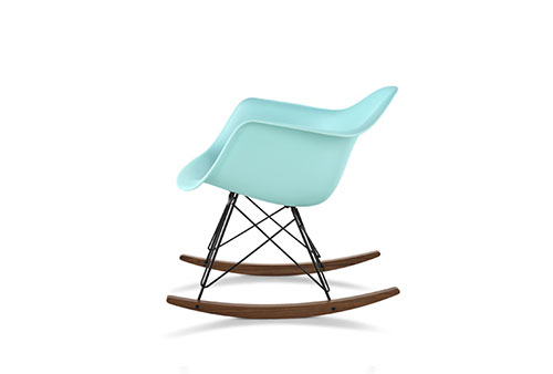 Eames stoel interieur inrichting for Vitra eames kopie
