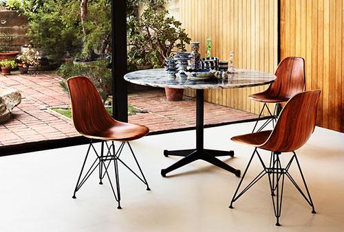 Herman Miller Eames stoel