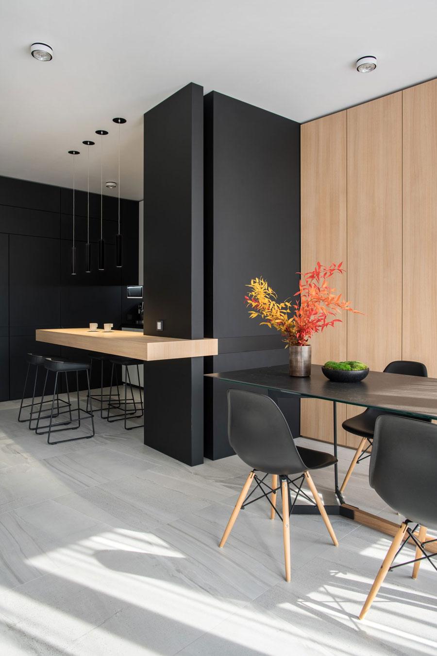 Het is klein wonen in dit kleine appartement van minder dan 40m2