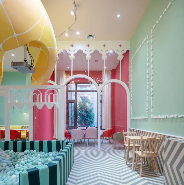Het meest kindvriendelijke restaurant ter wereld!
