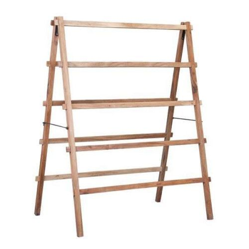 HKliving houten wasrek