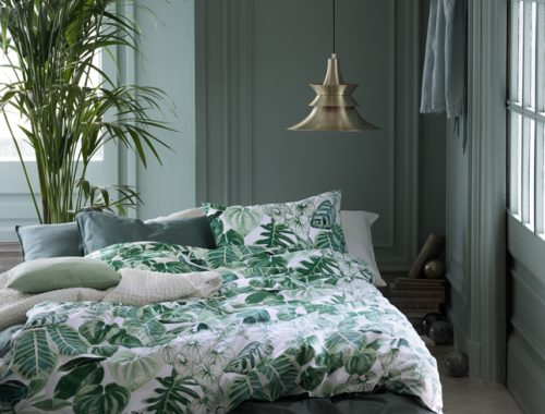 H&M urban jungle interieur collectie