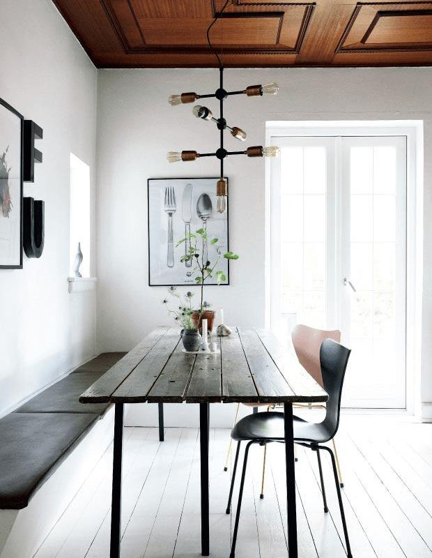 house doctor molecular hanglamp interieur inrichting