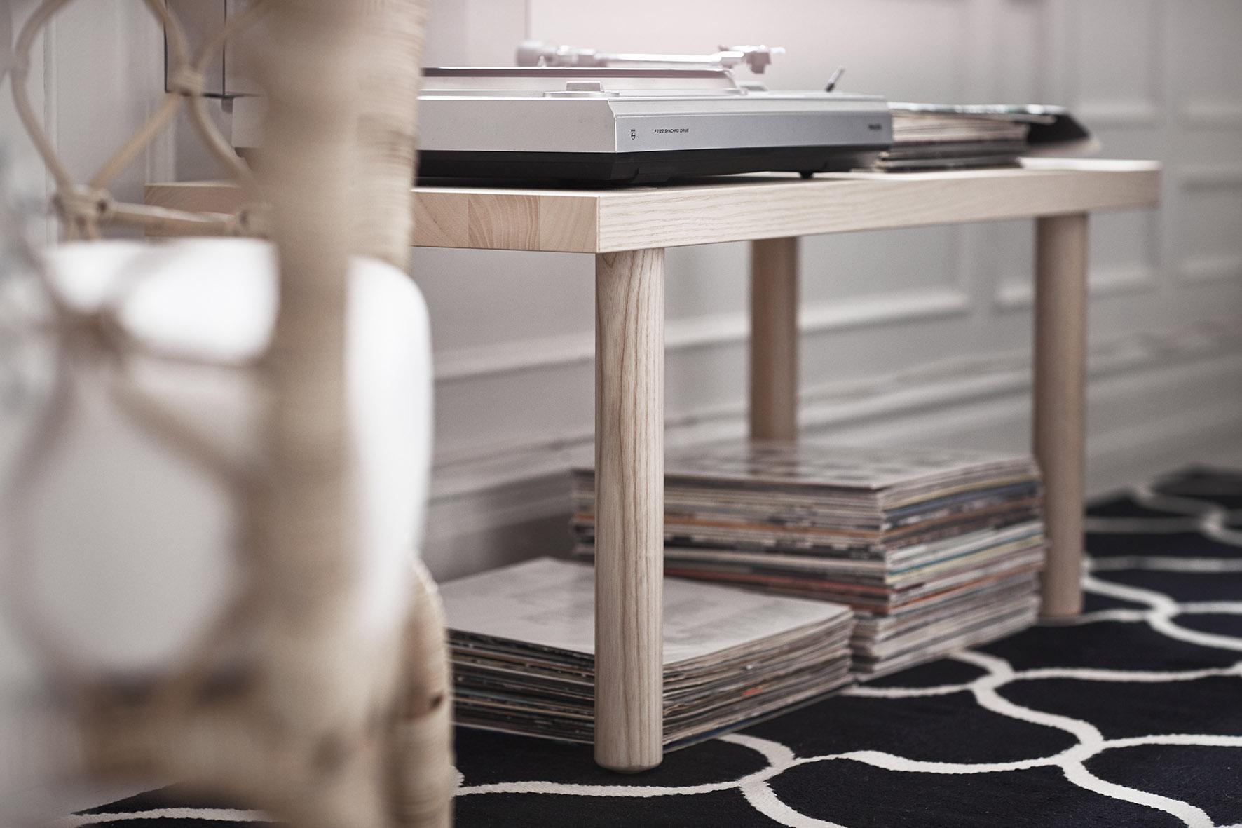 houten-bank-ikea-stockholm-collectie-2017