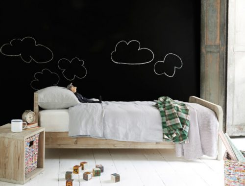Houten kinderkamer meubelen van Loaf