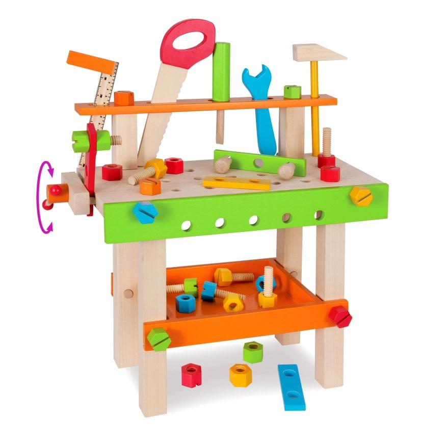 10x houten speelgoed waar je blij van wordt interieur for Poppenhuis kind 2 jaar