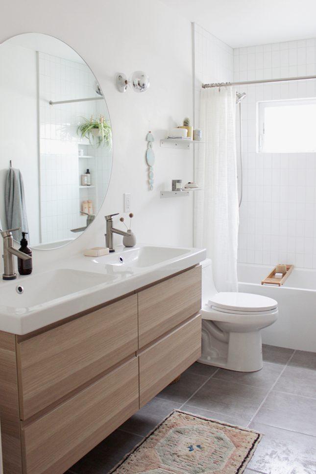 IKEA badkamer - GODMORGON badkamermeubel