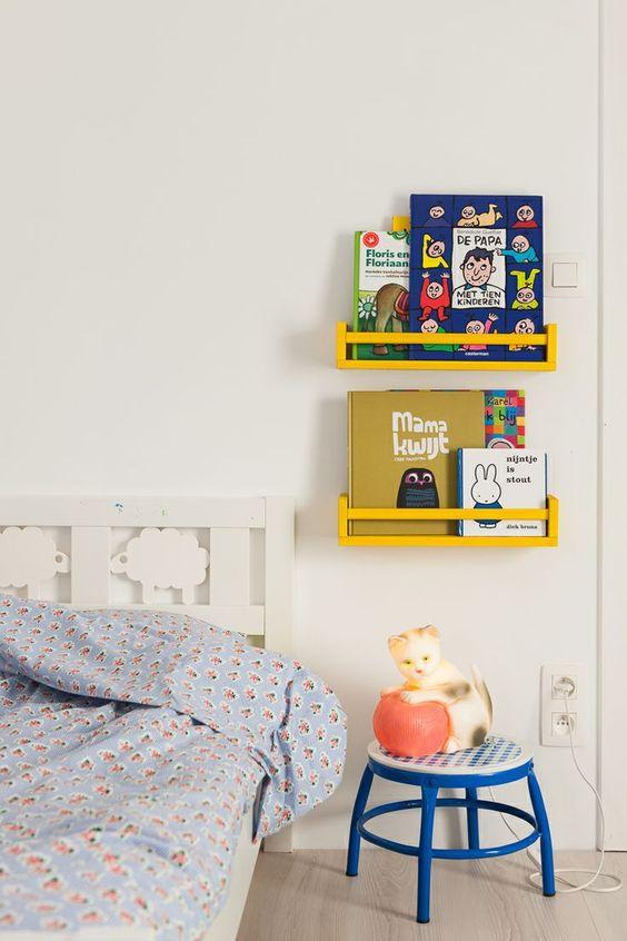 IKEA BEKVÄM in de kinderkamer
