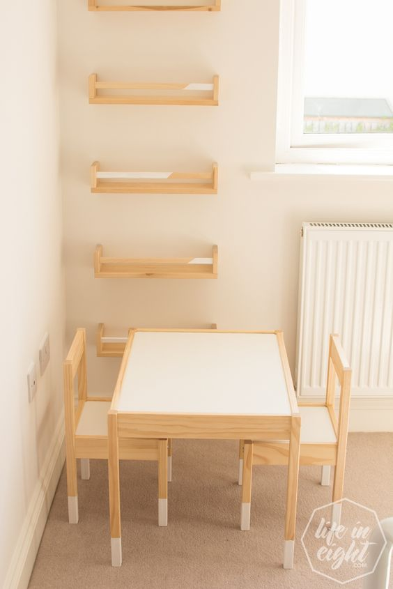 Ikea Bekv 196 M In De Kinderkamer Interieur Inrichting