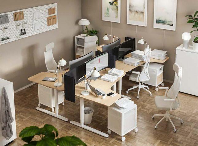 IKEA bureau BEKANT