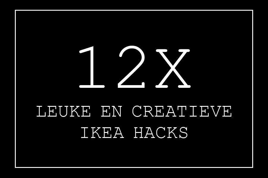 Ikea Boekenkast Tv Meubel.12x Ikea Hacks Interieur Inrichting