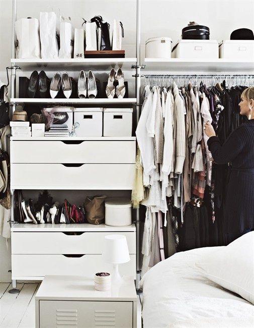 IKEA inloopkast