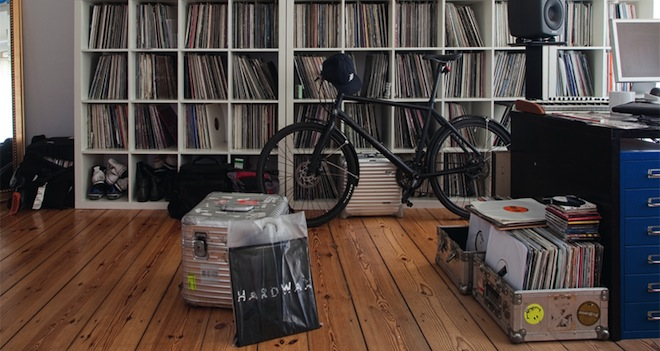 IKEA Kallax vinylplaten