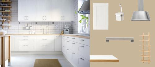 IKEA keuken ontwerpen