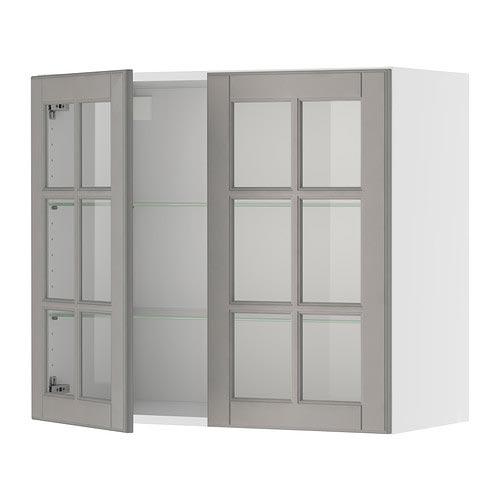 IKEA keuken vitrinekast