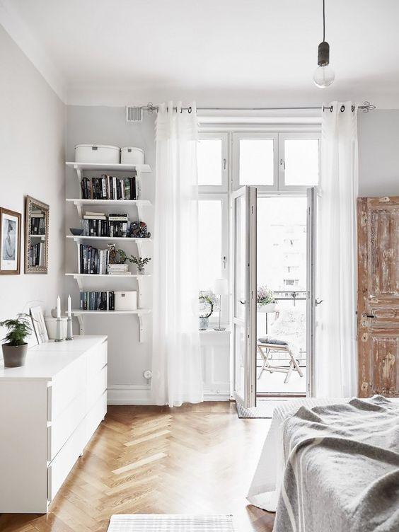 IKEA MalmIKEA Malm ladekast in de slaapkamer ladekasten