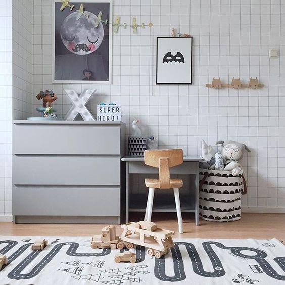 IKEA Malm ladekasten