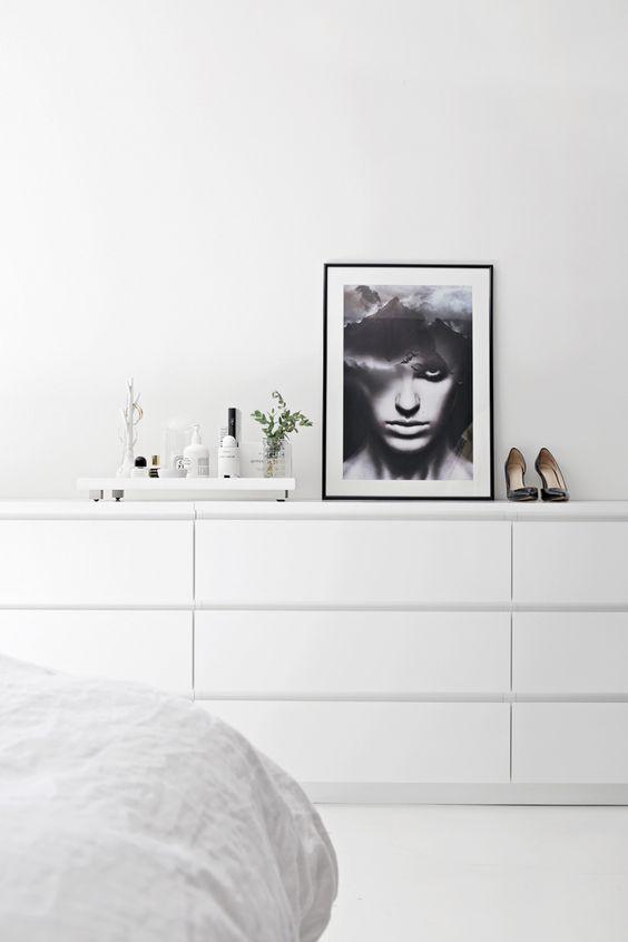 ikea malm ladekasten interieur inrichting. Black Bedroom Furniture Sets. Home Design Ideas