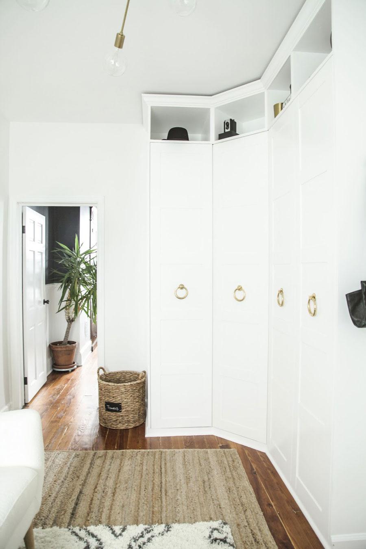 IKEA PAX inbouwkast inspiratie