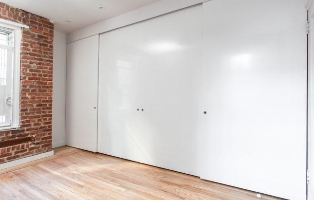 IKEA Stolmen inloopkast met schuifdeuren