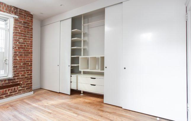 Ikea Stolmen Inloopkast Met Schuifdeuren Interieur