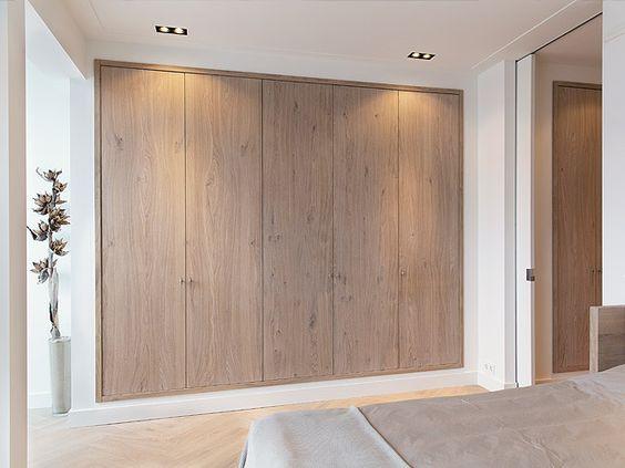 Slaapkamer Met Kastombouw  Inbouwkasten slaapkamer maken inbouwkast met ikea kasten tips voor