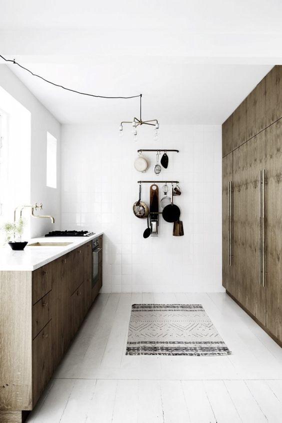 Inbouwkraan keuken