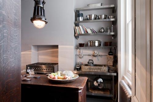 Industriële keuken in een scandinavisch huis ~ consenza for .