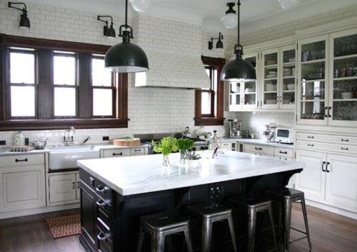 Industriele Hanglamp Keuken : Kleine Hanglamp Keuken : Industri?le kleine bully kooi hanglamp grijs