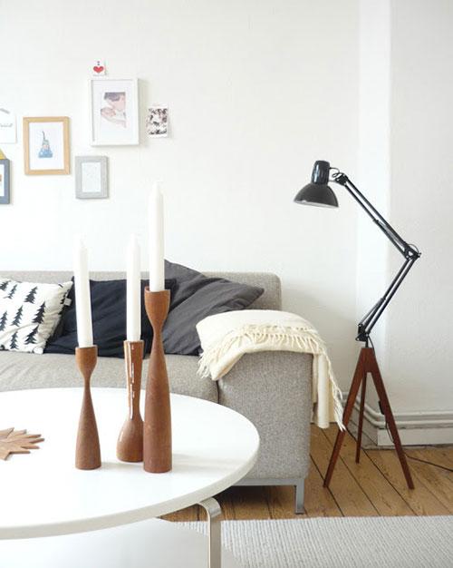 industrià le staande lamp interieur inrichting
