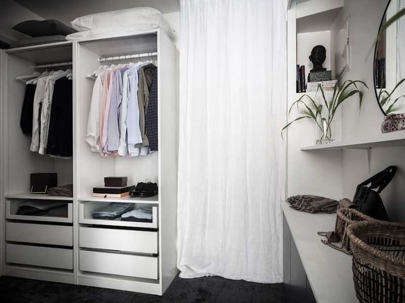 Grote Ikea Inloopkast : Ikea inloopkast inspiratie foto s ideeën interieur inrichting
