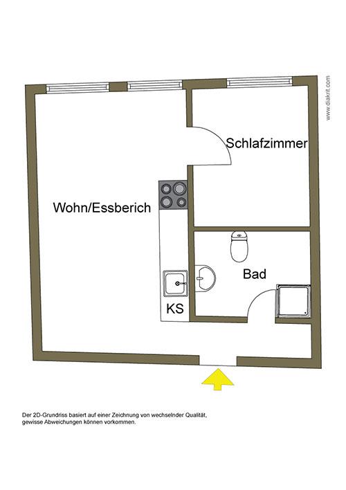 Inrichting van een klein minimalistisch appartement interieur inrichting - Een klein appartement ontwikkelen ...