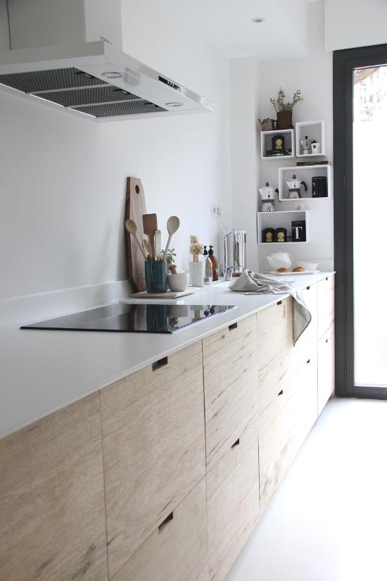 Inspirerende keukenverbouwing van Illaria