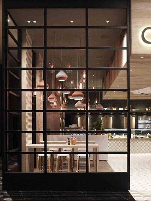 Interieur Cotta Cafe in Melbourn