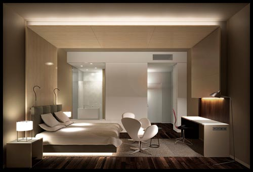 Interieur idee n van hotels interieur inrichting for Interieur design ideeen